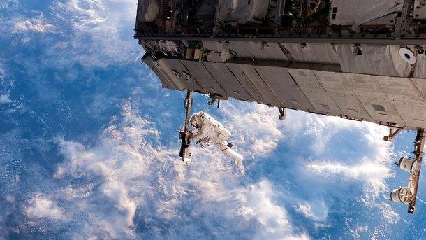 СБайконура наМКС отправлен новый международный экипаж