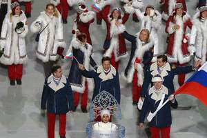 России запретили использовать цвета флага на Олимпиаде, а надпись RUS заменили на OAR