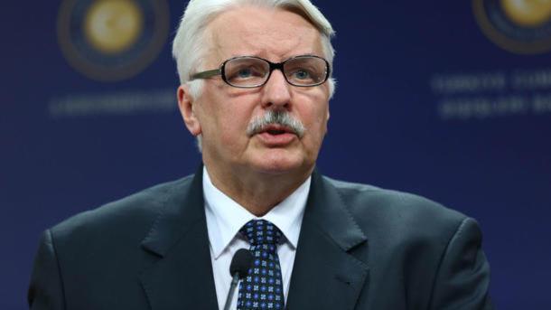 Украине нужно оружие— руководитель МИД Польши
