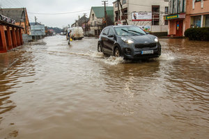 Масштабное наводнение на Закарпатье: такого не было почти 20 лет