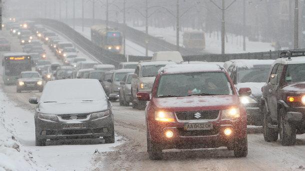 """В Украине ухудшится погода. Фото: Григорий Салай, """"Сегодня"""""""