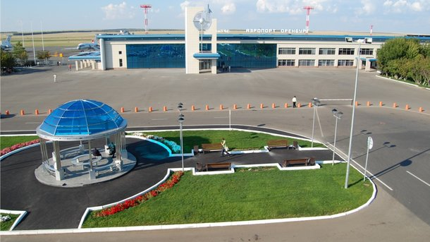 Оренбургский аэропорт взял кредит под залог 2-х вертолетов