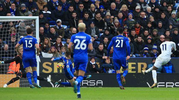 «Манчестер Сити» победил «Лестер» всерии пенальти