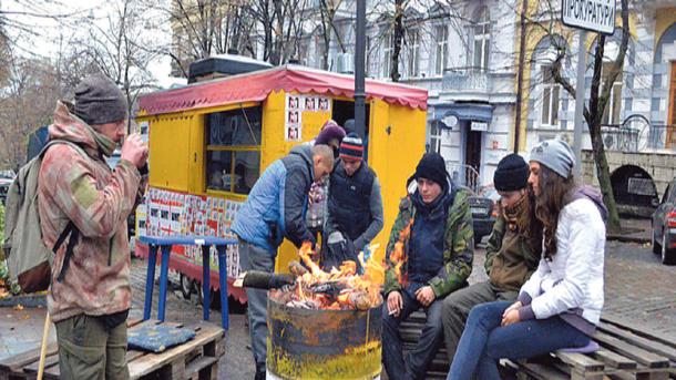 Минкультуры Украины встало насторону «Летнего театра»