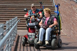В Одесской области проверят, как живется маломобильным людям