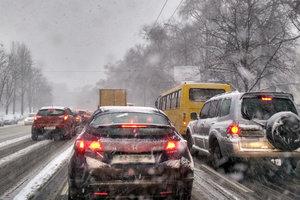 Украину накрыли снегопады: синоптики рассказали, когда уйдет непогода