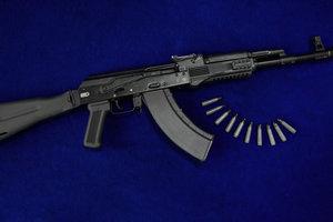 """""""Калашников"""" представил новый автомат TG2"""