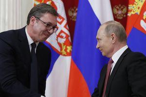 Президент Сербии заверил Путина, что санкций из-за аннексии Крыма не будет