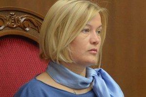 Геращенко в Раде объяснила, почему может сорваться обмен пленными