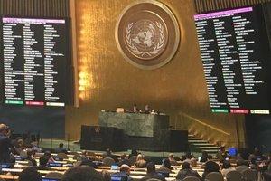 Резолюция ООН неправильная и мы с ней не согласны: как отреагировали в России и в Крыму