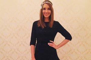 Катя Осадчая похвасталась эффектным платьем за 1200 долларов