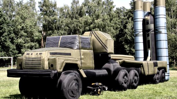Позиції російських ЗРК С-400 і С-300 в окупованому Криму і їхній максимальний радіус ураження - Цензор.НЕТ 4689