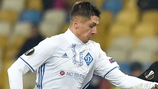 Хачериди не желает продлевать договор с«Динамо»