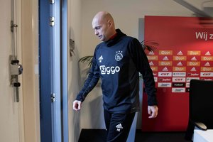 """Все тренеры """"Аякса"""" отстранены от работы после вылета из Кубка Голландии"""