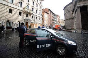 В Неаполе взорвалась бомба из почтовой посылки