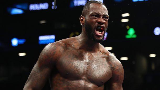 991fb0a65b92 Чемпион WBC в супертяжелом весе американец Деонтей Уайлдер (39-0,38 КО)  продолжает настаивать на объединительном поединке против чемпиона WBA, IBF,  ...