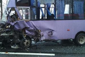 Во Львовской области разбился пассажирский автобус: есть пострадавшие