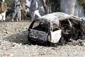 В Афганистане произошел взрыв: есть жертвы и пострадавшие