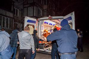 В Днепре произошел взрыв в многоэтажке: пострадала женщина-полицейский