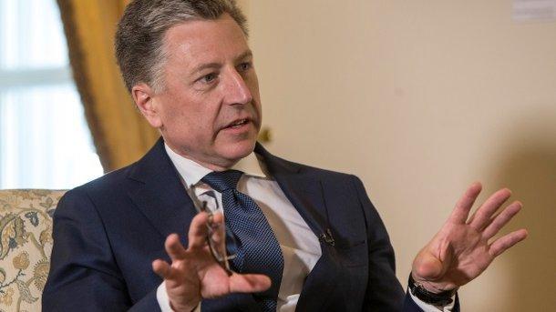 Волкер потребовал сохранить санкции против РФ