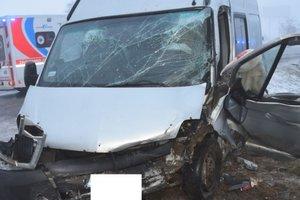В Словакии в ДТП попал автобус с украинцами: есть пострадавшие
