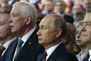 У Путина после выборов президента будет три варианта действий - российский политолог