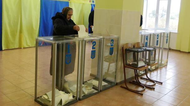 ВОдесской области вовремя выборов вТаировской ОТГ случилось столкновение
