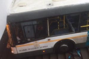 В Москве произошло страшное ДТП с автобусом: появились фото и видео