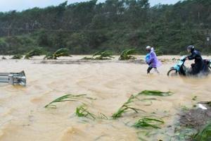Во Вьетнаме из-за смертельного тайфуна эвакуируют миллион человек