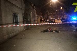 В Одессе насмерть сбили женщину