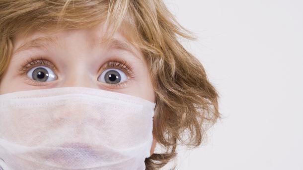 Среди смоленских детей распространяется эпидемия гриппа иОРВИ