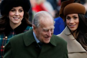 Модная битва: Меган Маркл и Кейт Миддлтон на рождественской службе