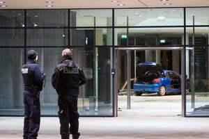 В Германии попытка самоубийства чуть не стала терактом