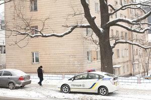 В Киеве люди в масках ограбили пожилую пару