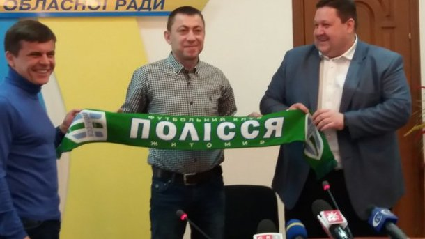 Житомирское «Полесье» может подписать экс-динамовца Алиева