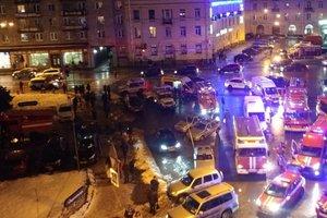В супермаркете в Петербурге взорвалась самодельная бомба