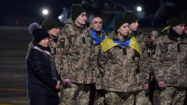 Травмы бывших заложников свидетельствуют опытках— Геращенко