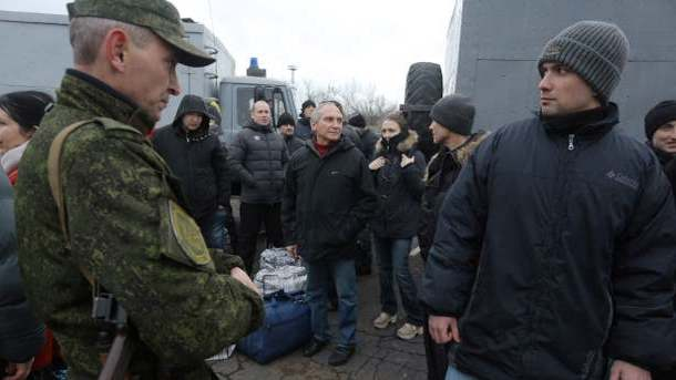 Луценко: Обмен пленными наДонбассе завершен