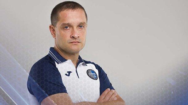 Наставник «Олимпика» признан лучшим тренером года вгосударстве Украина
