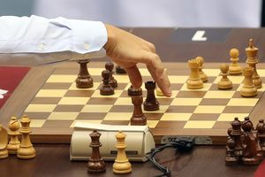 Василий Иванчук провалил защиту титула чемпиона мира по шахматам