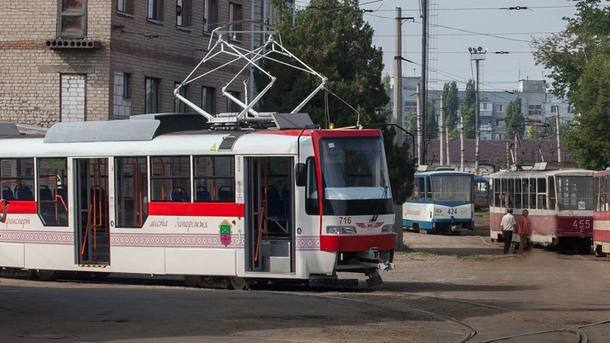 ПоЗапорожью будет курсировать уже 4-й трамвай здешней сборки