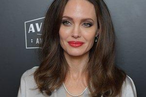 Анджелина Джоли избегает встреч Брэда Питта с детьми