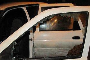 В Харькове трое в масках и с молотками отобрали у водителя крупную сумму