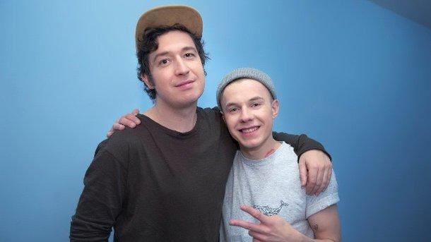 Миша Панчишин и Дмитрий Шуров. Фото: СТБ