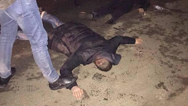 ВОдессе ограбили изарезали фельдшера скорой помощи
