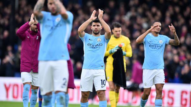 «Манчестер Сити» прервал свою рекордную серию побед вАПЛ