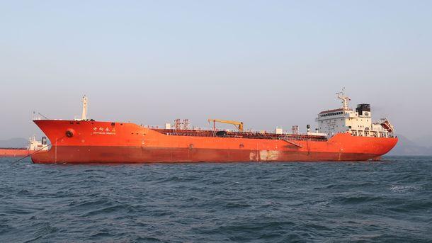 КНР опроверг информацию оперекачке нефти накорабли КНДР
