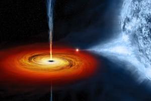 Черная дыра и Земля ночью: самые популярные снимки космоса (видео)