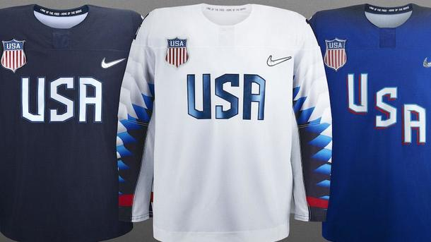 Игрок «Сочи» вошел всостав олимпийской сборной США похоккею
