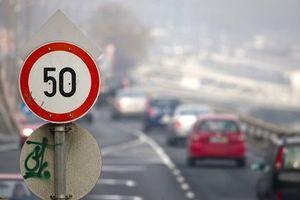 Столичные водители продолжают ездить быстрее положенных 50 км/час